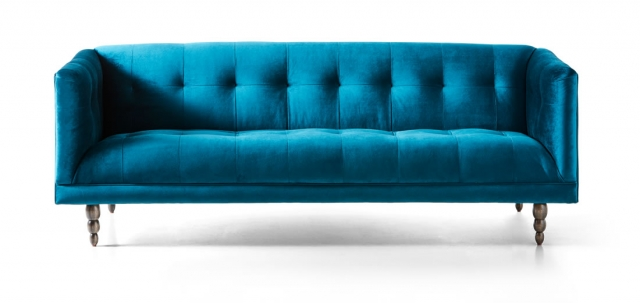 Hendrix - 3 Seater Sofa