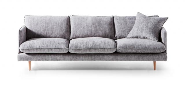 Beck - 4 Seater Sofa